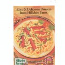 Easy & Delicious Dinners From Hillshire Farm Cookbook