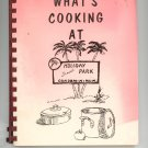 Whats Cooking At Holiday Travel Park Cookbook Regional Florida