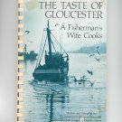 The Taste Of Gloucester Cookbook Regional MA Vintage League Of Women Voters