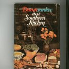 Damb Yankee In A Southern Kitchen Cookbook by Helen Worth Vintage Damnyankee