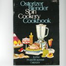 Osterizer Blender Spin Cookery Cookbook & Manual 14 & 16 Speed Vintage Plus Extras