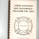 Ladies Auxiliary Fire Department Cookbook Regional New York