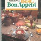 The Best Of Bon Appetit Cookbook Volume One 0895351641