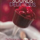 Sounds Delicious Cookbook By The Atlanta Symphony Orchestra 0967085403