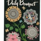 Doily Bouquet Star Book No. 71 Vintage Crochet American Thread Company