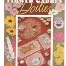 Flower Garden Doilies Lily Design Book No. 52 Crochet Vintage Lily Mills Company