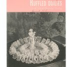 Ruffled Doilies & Pansy Star Book No. 59 Vintage Crochet American Thread Company