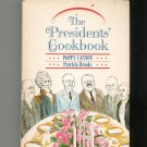 The Presidents Cookbook by Poppy Cannon & Patricia Brooks Vintage