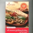 Tried & True All Season Grilling & BBQ Top 200 Recipes Cookbook 0971172366