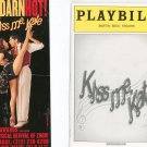 Playbill Kiss Me Kate Martin Beck Theatre Souvenir Plus Brochure