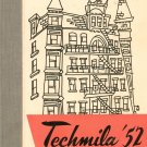 Techmila '52 1952 Year Book Yearbook RIT College New York Rochester Advertisements