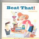 Beat That Cookbook by Ann Hodgman 0395971780