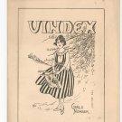 The Vindex Elmira Free Academy April 1919  Regional New York Advertisements