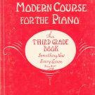 John Thompsons Modern Course For The Piano Music Book Vintage Willis Music Company