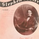 Memories Of Stephen Foster Music Book Edward B Marks Music Corp Vintage