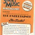 Sheet Music Magazine Volume 1 Number 1 Introductory Issue Vintage