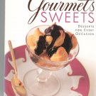 Gourmets Sweets Cookbook 0375502009 Desserts Every Occasion