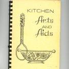 Kitchen Arts And Aids Cookbook Regional Church New York Vintage