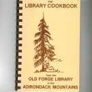 The Library Cookbook Old Forge Adirondack Mountains Regional New York Vintage