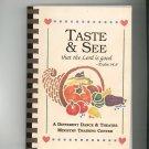 Taste & See Cookbook Regional Church New York
