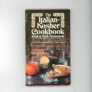 The Italian Kosher Cookbook by Rith & Bob Grossman 671756249