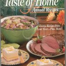 2003 Taste Of Home Annual Recipes Cookbook 0898213525