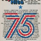 Top Hits Of 1975 Words  Chords Music Organ Vintage