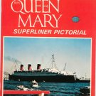 Queen Mary Pictorial Guide Plus 2 Brochures Plus Booklet Souvenir Lot