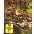 Hearst Castle Guide Souvenir Book With Color Pictures