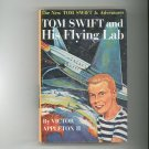 Tom Swift And His Flying Lab New Tom Swift Jr, Adventures Victor Appleton II 1954 Vintage