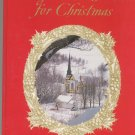 Prayers And Poems For Christmas by Ideals 0824940741 Plus Postcards