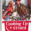 Cooking Up A Storm Cookbook Good Old Days Edited Ken & Janice Tate 159217101x