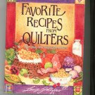 Favorite Recipes From Quilters Cookbook 1561480711