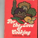 Southern Living For The Love Of Cooking Volume Two Cookbook Vintage