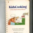Kids Cooking Cookbook 0932592147