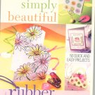 Simply Beautiful Rubber Stamping by Kathie Seaverns 1581806795