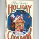 Miriam B. Loos Holiday Cookbook Vintage