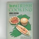 The Art Of Irish Cooking Cookbook by Monica Sheridan Vintage