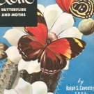 How To Paint Exotic Butterflies And Moths By Ralph S Coventry Walter T Foster 84 Vintage Art