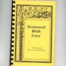 Seasoned With Love Cookbook The Second My Turn Regional New York Senior Citizen