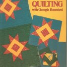 Lap Quilting With Georgia Bonesteel 0848705246