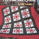 The Weekend Quilt by Leslie Linsley 0312860161