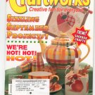 Craftworks September 1997 Creative Fun For Everyone