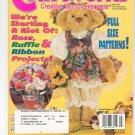 Craftworks May 1997 Creative Fun For Everyone With Patterns