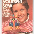 Let Yourself Sew Simplicity For Teens Vintage 1972
