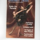 Nutshell News June 1986 Dolls On Parade How To Miniatures