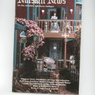 Nutshell News September 1985 How To Miniatures