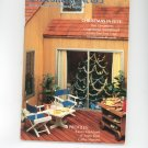 Nutshell News July  1985 Christmas In July How To Miniatures