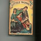Little Women by Louisa M Alcott Vintage Saalfield Publishing 1929 Dust Jacket