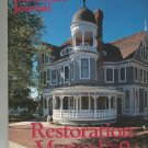 The Old House Journal Restoration Manual No. 9   0942202090